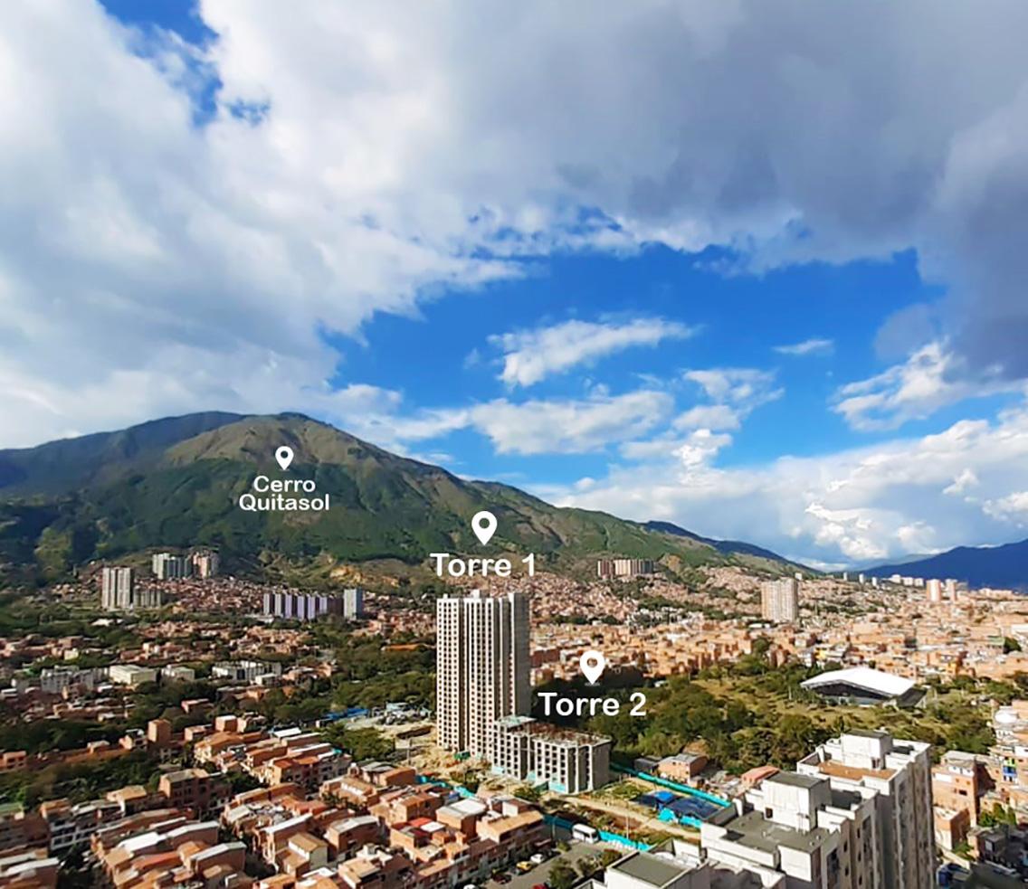 Parque Alto, Viviendas, Apartamentos o Casas de Interés Social en Bello