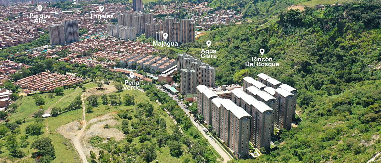 Somos Pactar Desarrollador Inmobiliario, gestores de la transformación a través de proyectos de vivienda en Bello