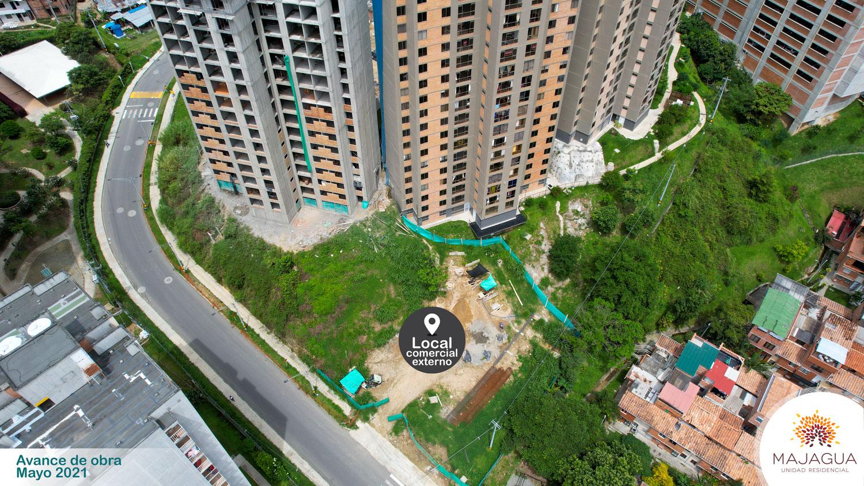 Avance De Obra - Venta De Apartamentos Y Proyectos De Vivienda En Bello - Antioquia